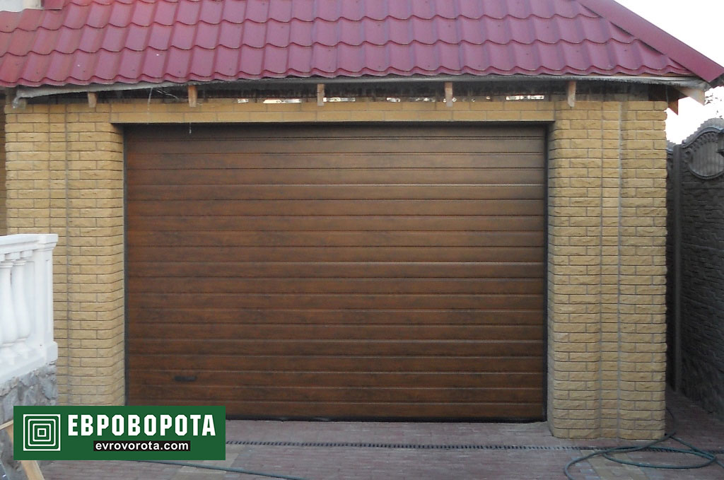 почему секционные ворота для гаража
