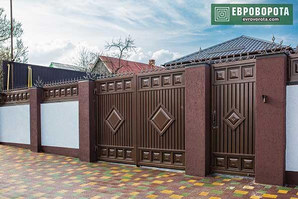 ворота еврофиленка-5