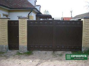 ворота еврофиленка-2